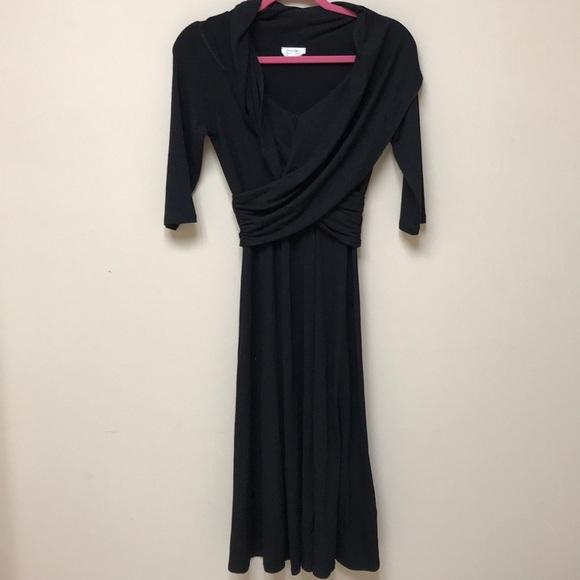 cc433ed8d12 MaxMara Black Dress Size 38. M 5b3254f3619745888011ee4e. Other Dresses ...